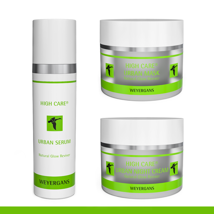 Urban Care - Anti-Pollution facial care